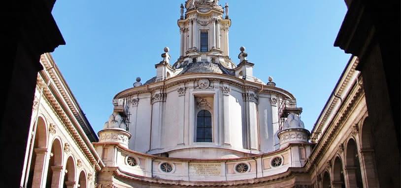 Seicento a Roma: le cupole della meraviglia